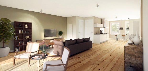Compleet woonklaar met victor wonen hoef en haag for Compleet huis laten bouwen